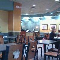 Photo taken at Sbarro by Clarisse C. on 10/10/2011