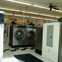 Photo taken at Main Street Laundry by bethie b. on 1/28/2012