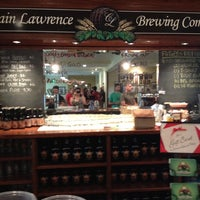 Photo taken at Captain Lawrence Brewing Company by Glenda B. on 7/11/2012