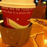 Photo taken at Starbucks by Zhehe Z. on 12/3/2011