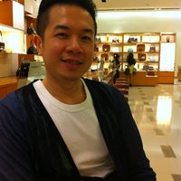 Photo taken at Louis Vuitton by debbie n. on 8/17/2011