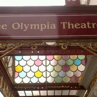 Photo taken at Olympia Theatre by Siobhan C. on 8/24/2012