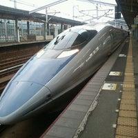 Photo taken at Shin-Shimonoseki Station by Fujinami T. on 11/4/2011