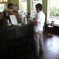 Photo taken at Green Bean Coffee by Brian S. on 7/10/2012