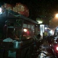 Photo taken at Ketoprak Ampera by puti w. on 6/12/2012