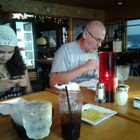 Photo taken at Michaels Pasta In The Pan by William T. on 7/17/2012