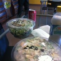 Foto tirada no(a) Mix Salads por Guruc W. em 10/29/2011