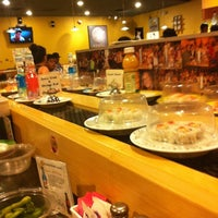Photo taken at Teharu Sushi by Doug G. on 2/2/2011