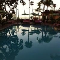 Photo taken at La Valencia Hotel by Angelique on 7/30/2012