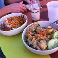 Photo taken at Tin Drum Asian Kitchen by Sohee K. on 9/9/2012