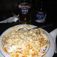 Photo taken at Sevgi Cafe by Okan Ü. on 6/10/2012