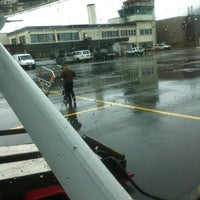 Photo taken at Juneau International Airport (JNU) by Stuart L. on 8/24/2011