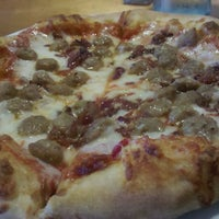 Photo taken at diVine Pizza by Lizzy L. on 10/3/2011