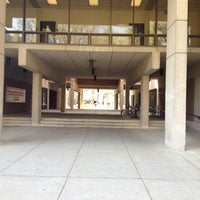 Photo taken at Life Sciences Building by Christy A. on 3/21/2012