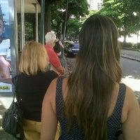 Photo taken at Ônibus da ABM by Ricardo M. on 1/16/2012