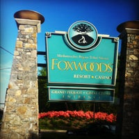 Photo taken at Foxwoods Resort Casino by Annalyn L. on 5/13/2012