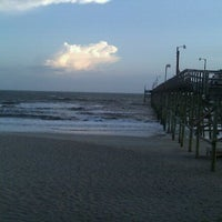 Photo taken at Upstairs At the Beach by Kathleen A. on 9/6/2011