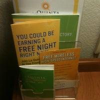 Photo taken at La Quinta Inn & Suites Albuquerque West by Don F. on 4/5/2012