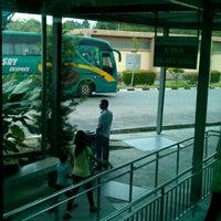 Photo taken at Sultan Abu Bakar CIQ Complex by Bernard W. on 9/10/2011