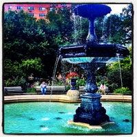 Photo taken at Wicker Park by Rebecca J. on 9/8/2012