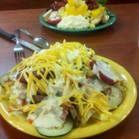 Photo taken at Golden Corral by Edward M. on 10/1/2011