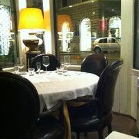 Photo taken at Asador Café Veneto by Rachel S. on 5/23/2012
