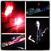 Photo taken at Roger Waters: The Wall by Brittlyn G. on 7/8/2012
