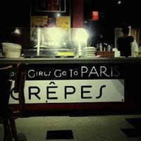 Photo taken at Good Girls Go To Paris Crepes by Natasha G. on 12/2/2011