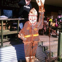 Photo taken at Kudzu Antiques by Caroline A. on 1/29/2012