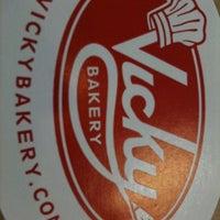 Photo taken at Vicky Bakery by Jennifer C. on 8/27/2011