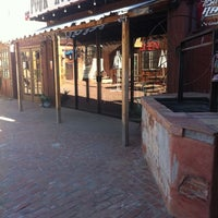 Photo taken at Cave Creek Smokehouse & Pour House Patio by Patty S. on 9/20/2011