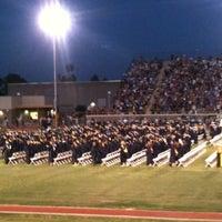 Photo taken at Saguaro High School by Kyle R. on 5/24/2012