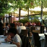Photo taken at Ristorante Al Giardinetto by Rob D. on 9/25/2011