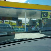 Photo taken at Posto Carrefour by Daniel F. on 3/12/2012