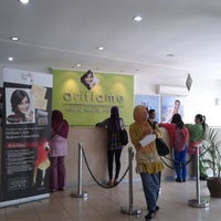 Photo taken at Oriflame by Ian S. on 4/13/2012