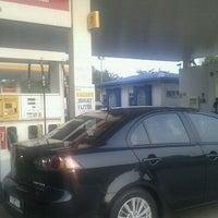 Photo taken at Shell Station - Tiram Wawasan by Mohd Iqbal M. on 9/3/2011