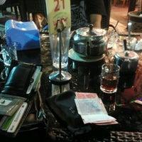 Photo taken at Sawarabina Cafe by Adli K. on 10/1/2011