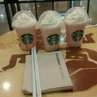 Photo taken at Starbucks by rocio v. on 8/27/2012