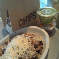 Photo taken at Chipotle Mexican Grill by Amy G. on 3/27/2012