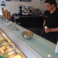Photo taken at Donna Gelateria by Tom d. on 8/14/2012