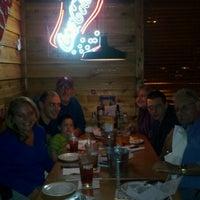 Photo taken at Texas Roadhouse by Dana Owens M. on 10/29/2011