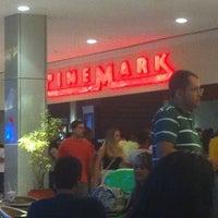 Photo taken at Cinemark by Irenildo V. on 7/24/2011
