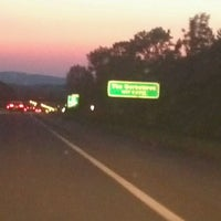 Photo taken at Mass Pike by Peter W. on 9/2/2011