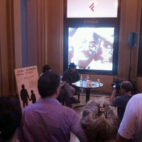 Photo taken at La Feltrinelli by Alessandro D. on 9/14/2011