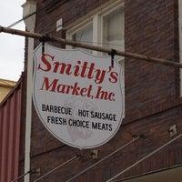 Photo taken at Smitty's Market by John M. on 8/19/2012