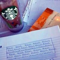 Photo taken at Starbucks by Natalie S. on 1/31/2012