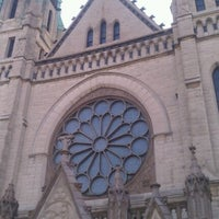 Photo taken at Marquette University by John L. on 12/1/2011