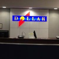 Photo taken at Dollar Rent A Car by Mattia P. on 8/10/2012