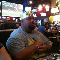 Photo taken at Buffalo Wild Wings by Lindsey R. on 6/12/2011
