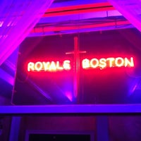 Photo taken at Royale by Scotty on 3/25/2011